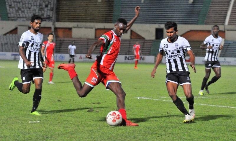 Muktijoddha beat Mohammedan 2-1