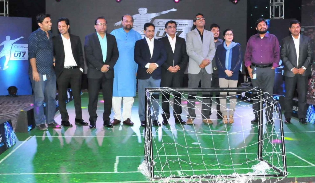 Clear Men Bangladesh U-17 Championship from March 25