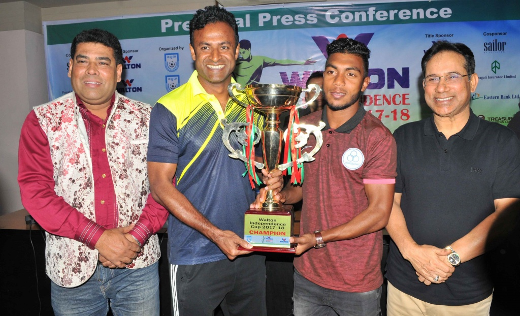 Arambagh, Ctg Abahoni ready to lock horns in Independence Cup final