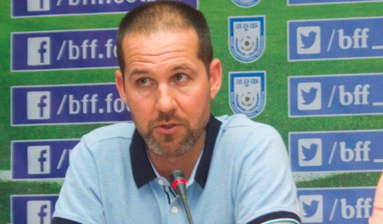 Optimistic Ord wants proper training time for U18 success