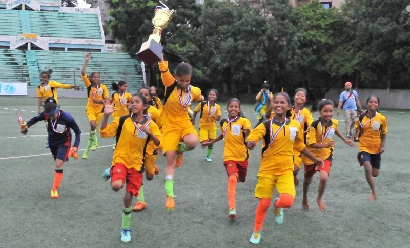 Lalmonirhat win BFF UNICEF U16 Women's Championship