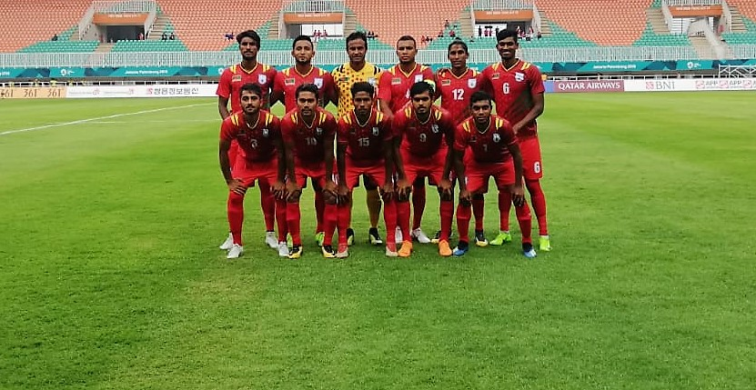 Bangladesh bow out of Asian Games with heads held high