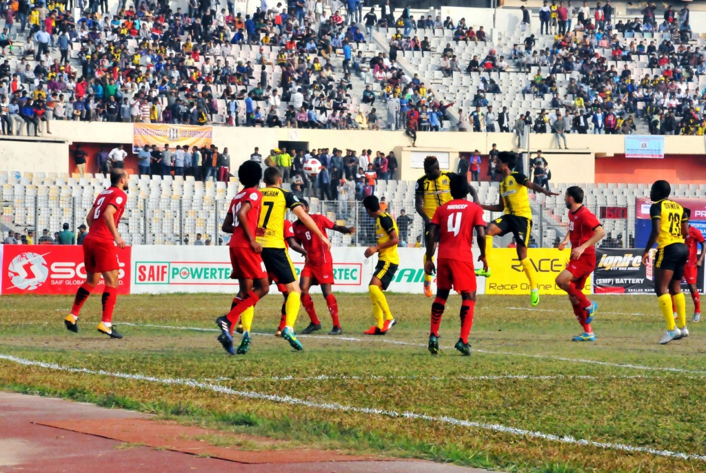 AFC Cup: Saif come short in 1-0 defeat against TC