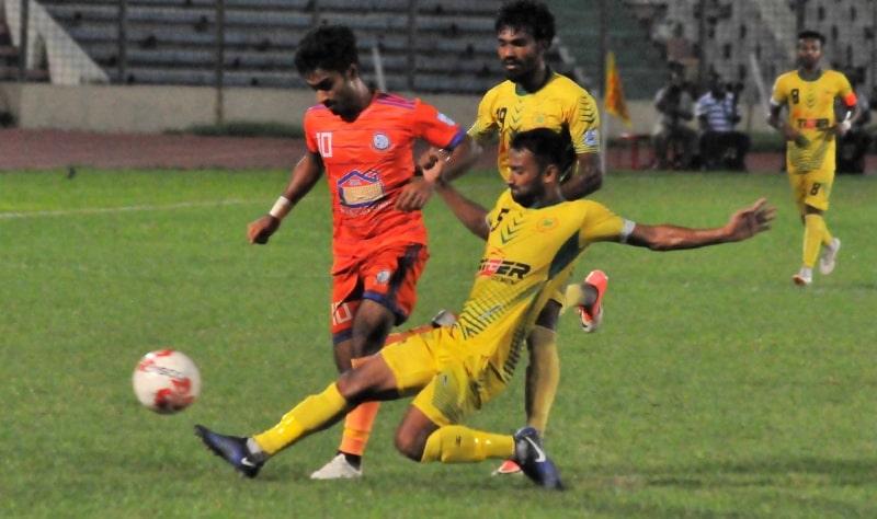 Rahmatganj, Brothers share points