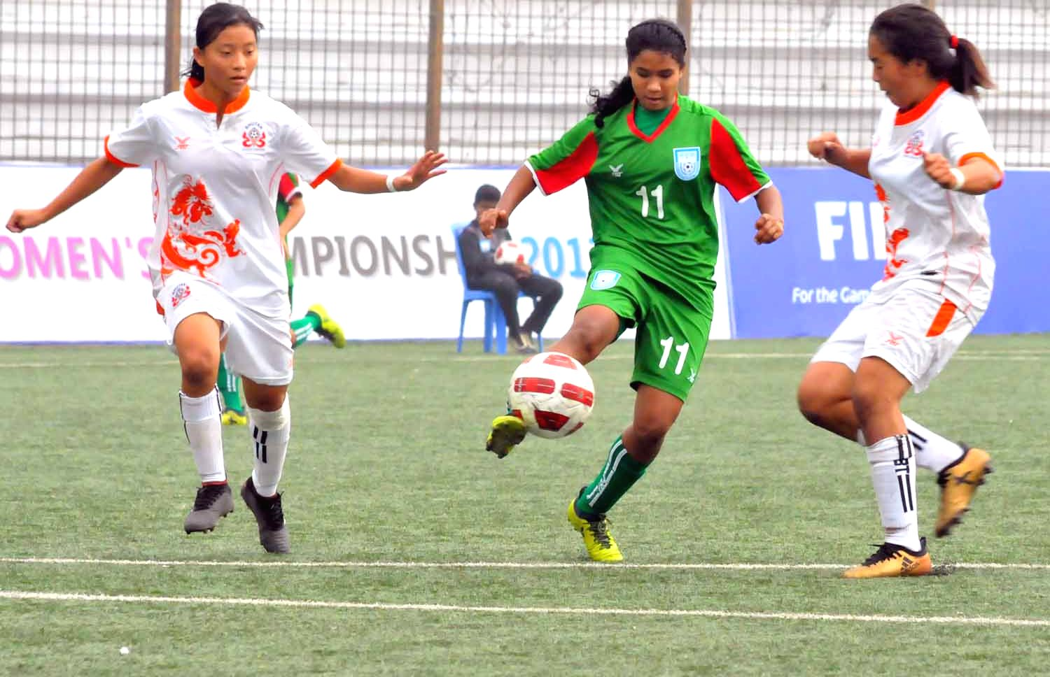 SAFF U-15 Championship: Bangladesh, India girls in final with thumping group stage wins