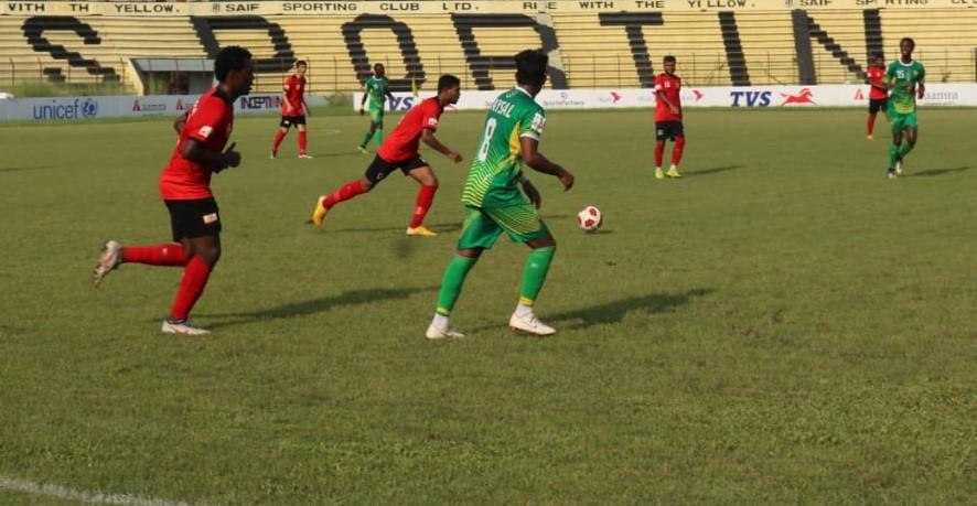 Arambagh win goal fest over Rahmatganj