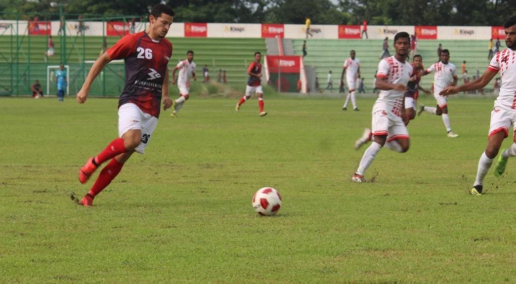 Bashundhara beat Muktijoddha 4-1