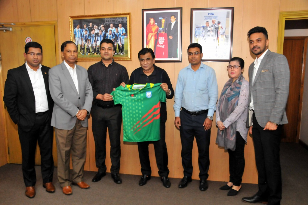 Imago sports awarded jersey selling rights