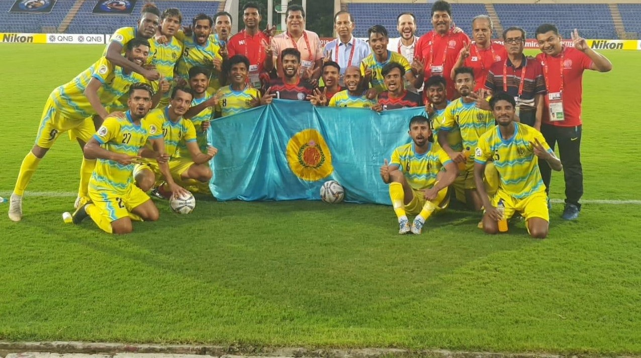 Abahani through to AFC Cup knockout stage