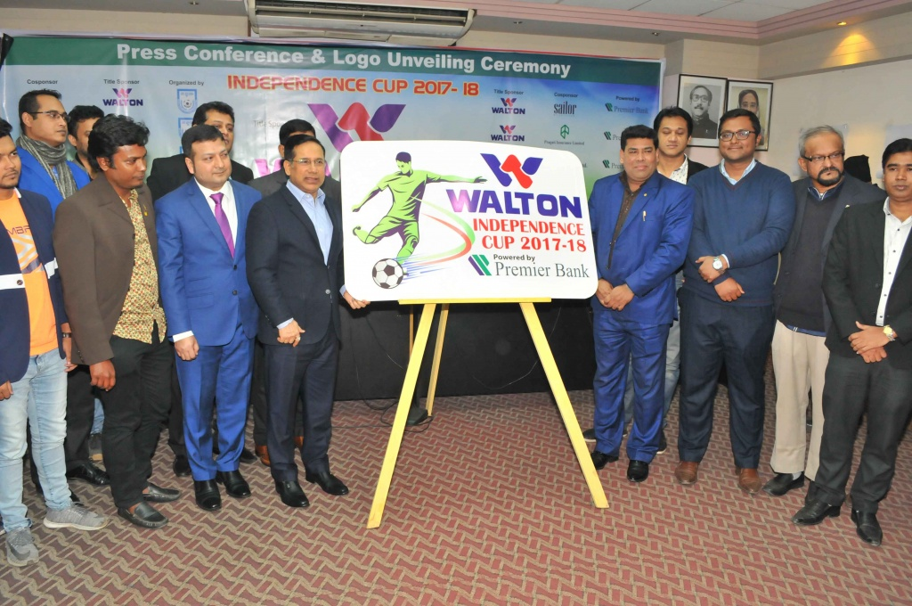 Logo of Independence Cup unveiled at BFF house
