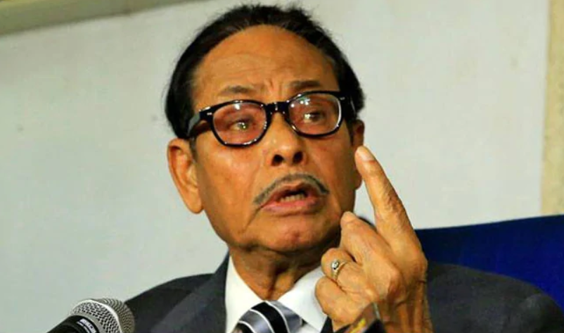 BFF mourns death of HM Ershad