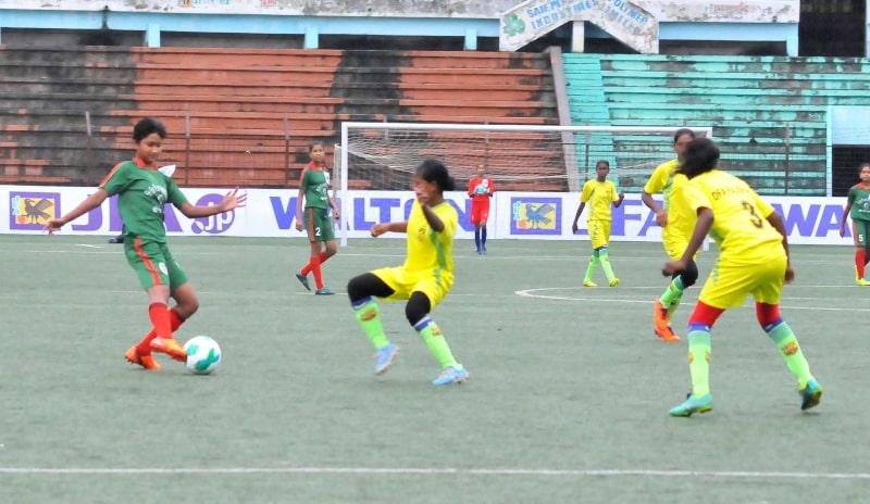 JFA U14 Women's Championship: Skeleton key to grassroots talents
