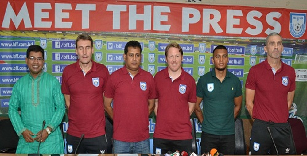 Press meet before national team flies to Thailand