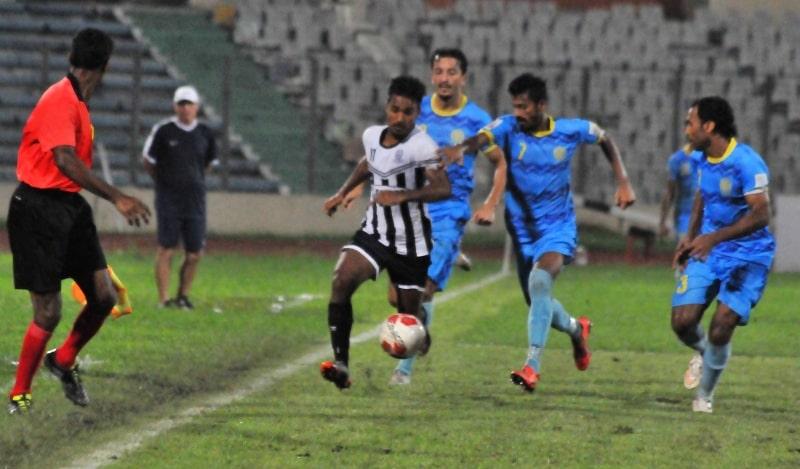 Mohammedan thrash Abahani 4-0 in Dhaka derby