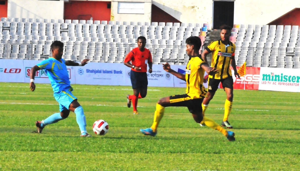 Abahani ends season starter with 3-2 win over Saif SC