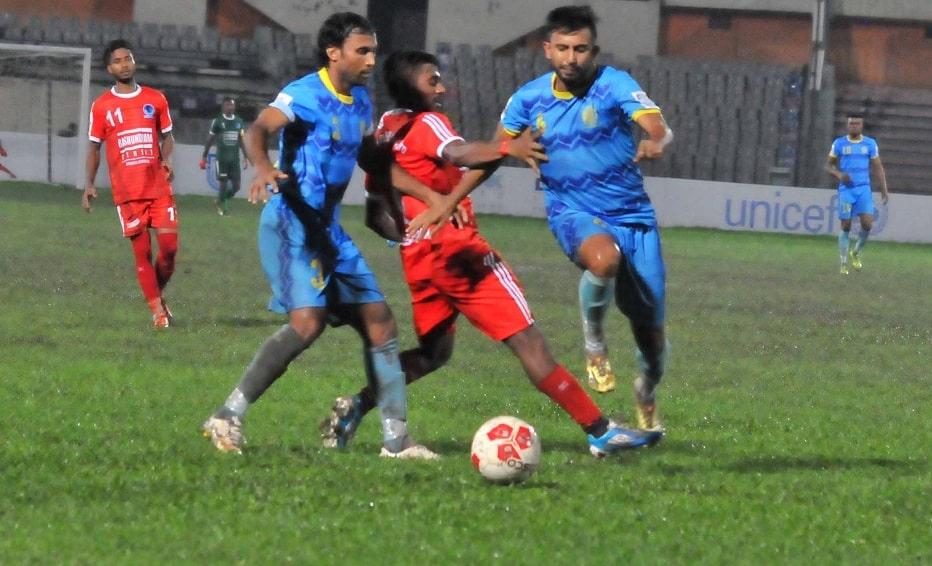 Jibon's goal keeps Abahani on winning track