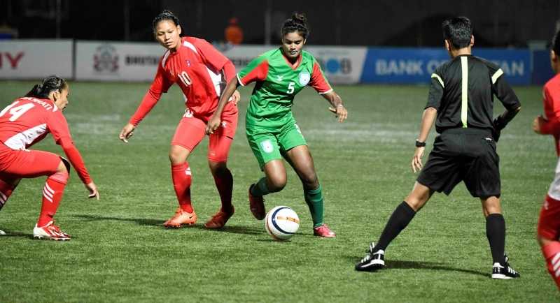 Akhi Khatun: The girl with the 'Golden Boot'