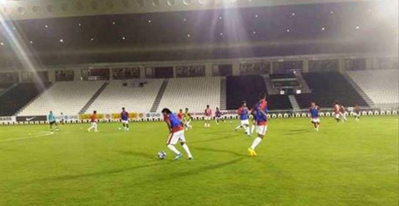 BD U23 lose 3-0 to Qatar