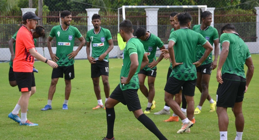 National team all set for second friendly against Thai club