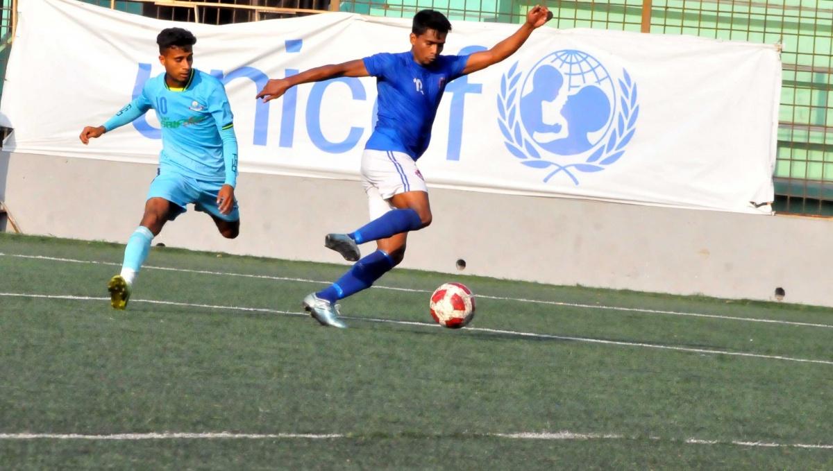 Toppers Farashganj draw with newcomers Dhaka City