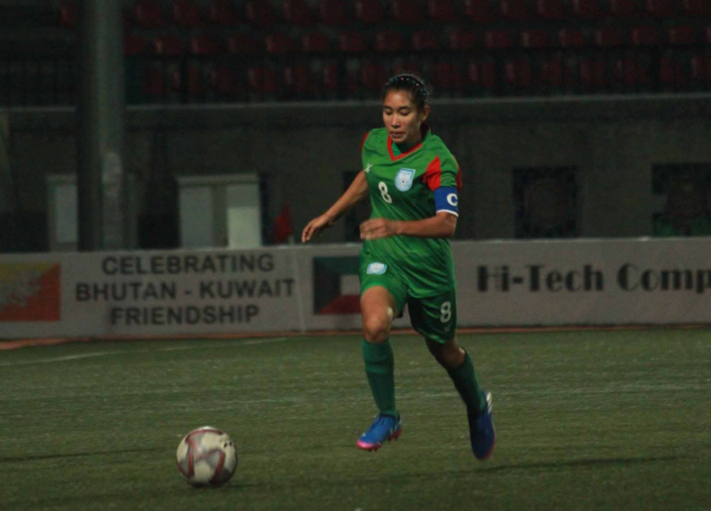 Girls ready for tough test against Nepal: Choton