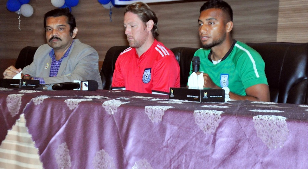Press meet held ahead of Bangabandhu Gold Cup 2018