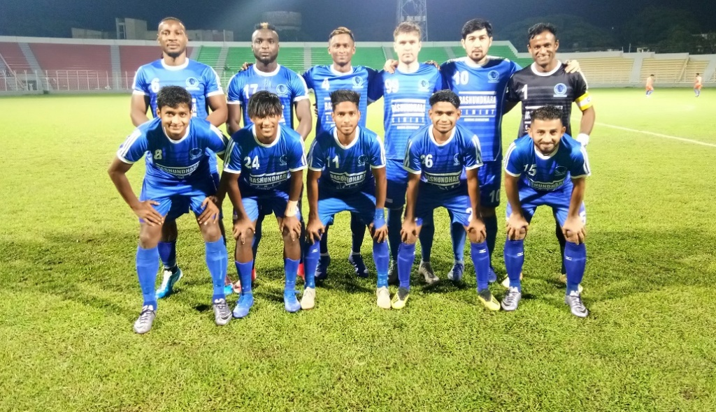 Sheikh Russel beat Brothers 3-1