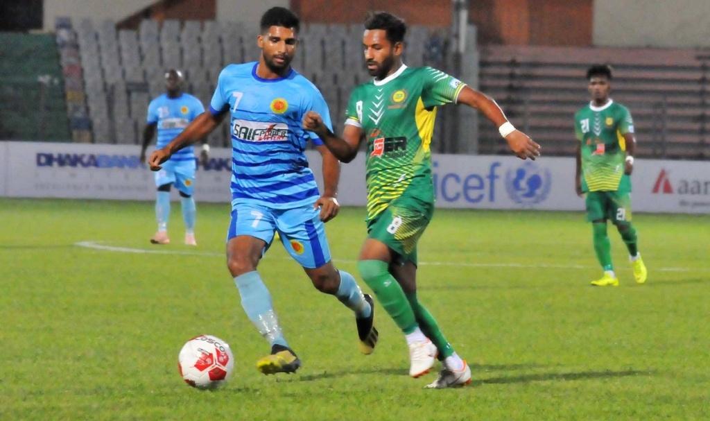 Rahmatganj pull off surprise 2-1 victory over Ctg Abahoni