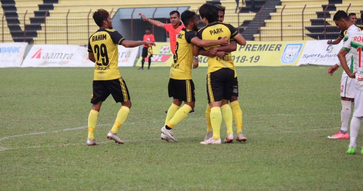 Saif beat NoFeL 1-0