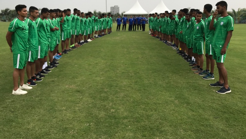 Young talents join Fortis BFF Academy