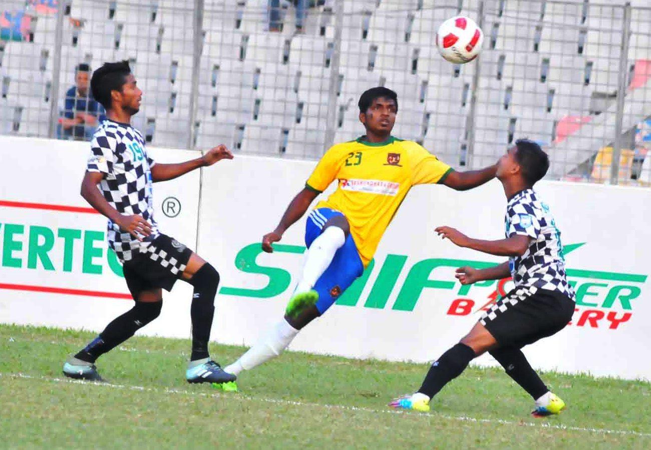 Jamal sink Mohammedan 3-0