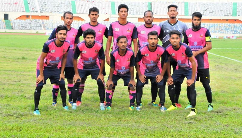 Fareast International University crowned Faraaz Gold Cup champions