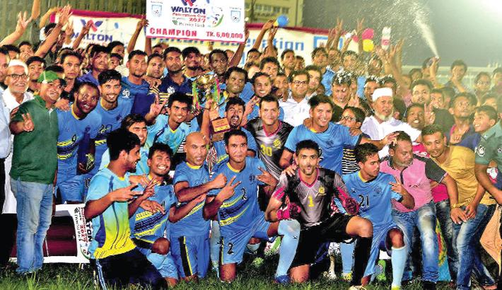 Dhaka Abahani lift 10th Fed Cup title