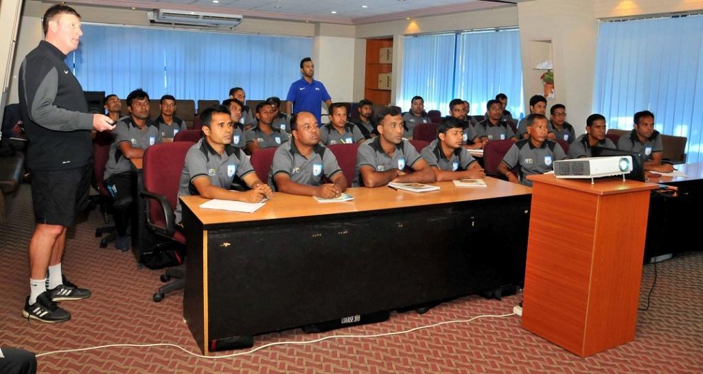 BFF focusing on coach education