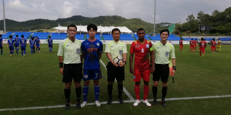 Bangladesh win 2-1 in second practice match