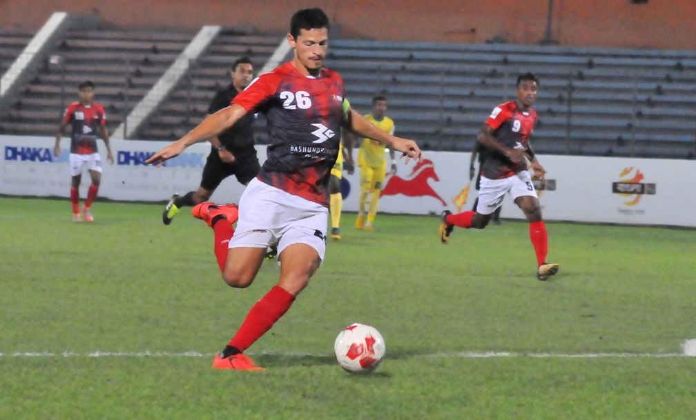 Kings win 5-goal thriller over Rahmatganj