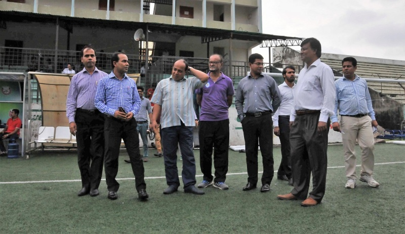 First venue inspection for AFC U16 Women's Championship qualifiers done