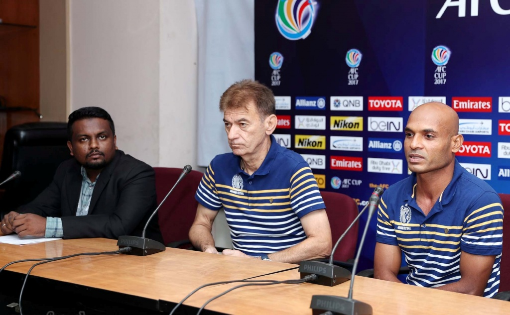 Dhaka Abahani to face Mohun Bagan FC in AFC Cup 2017