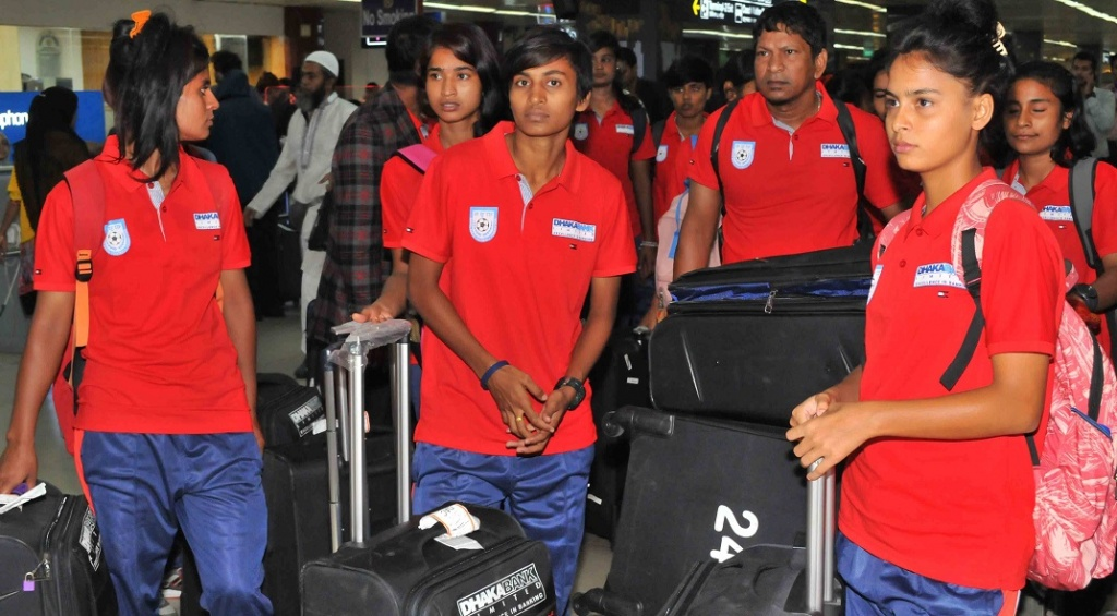 Olympic qualifiers campaign a learning experience for BD girls
