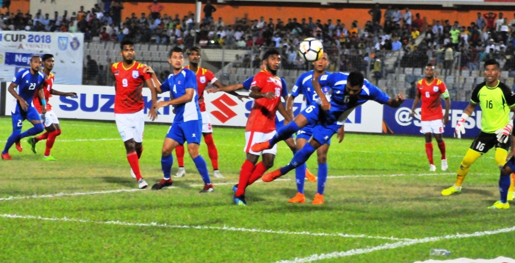 Potential SAFF campaign ends in woe