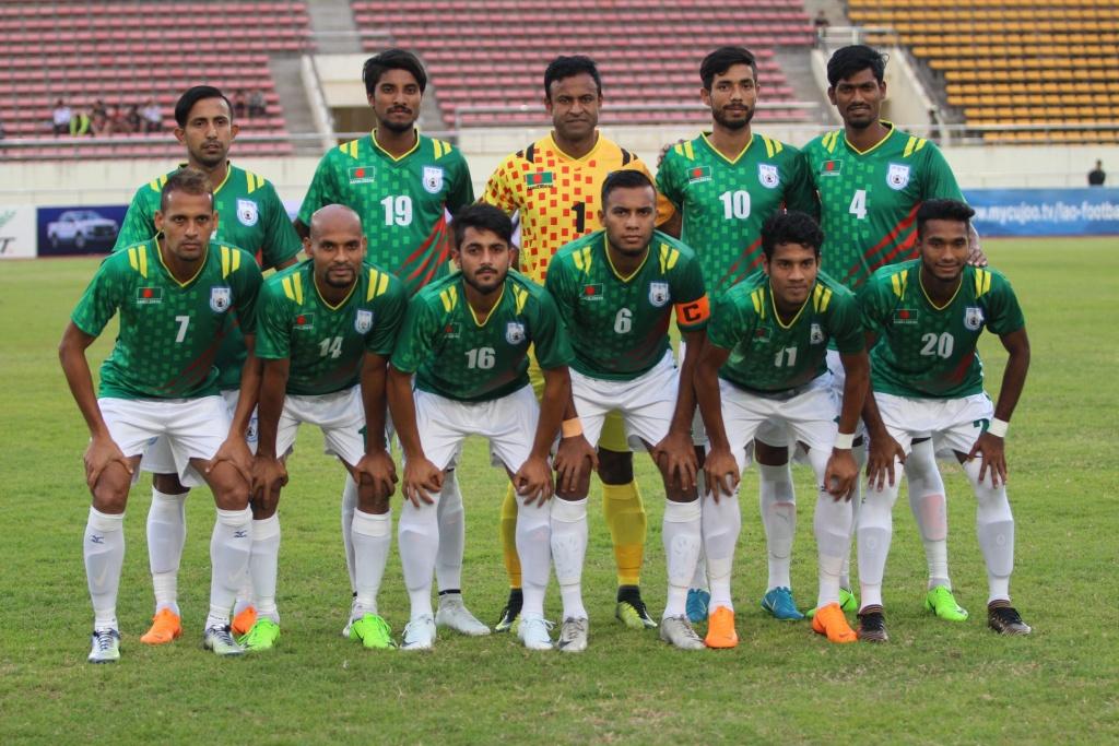 Bangladesh team flies to Qatar for training Saturday