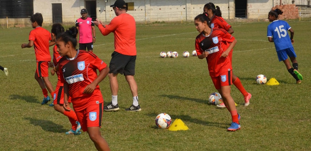 SAFF: Preparation on full swing for semi-final against India
