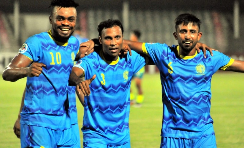 Mamunul's goal voted AFC Cup Goal of the Week