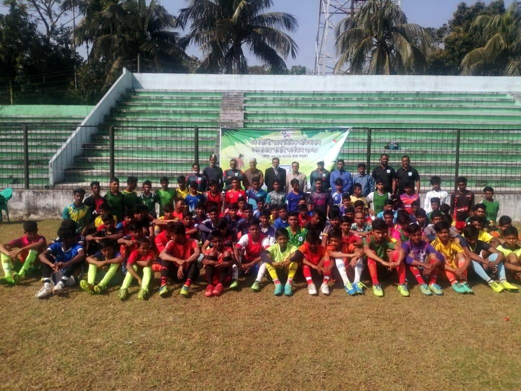 BFF talent hunt will continue in 6 districts