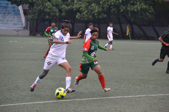 Jamalpur Kacharipara Akados defeated Nasrin Sports Academy by 2-0 goals