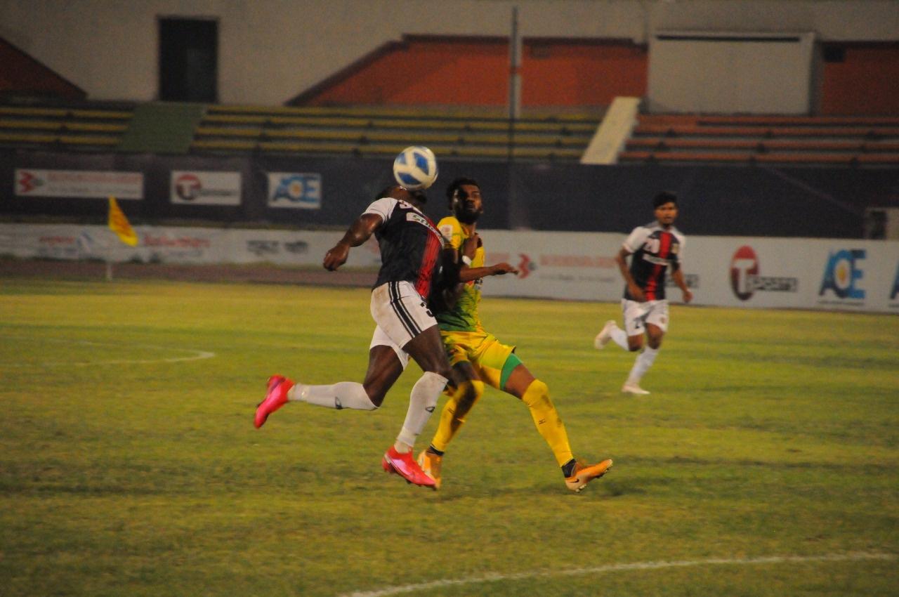 Saif Sporting Club Ltd. and Rahmatganj MFS draws the match