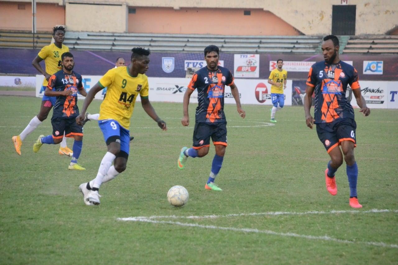 Sheikh Jamal DC Ltd. defeated Brothers Union Ltd. by 3-1 goals