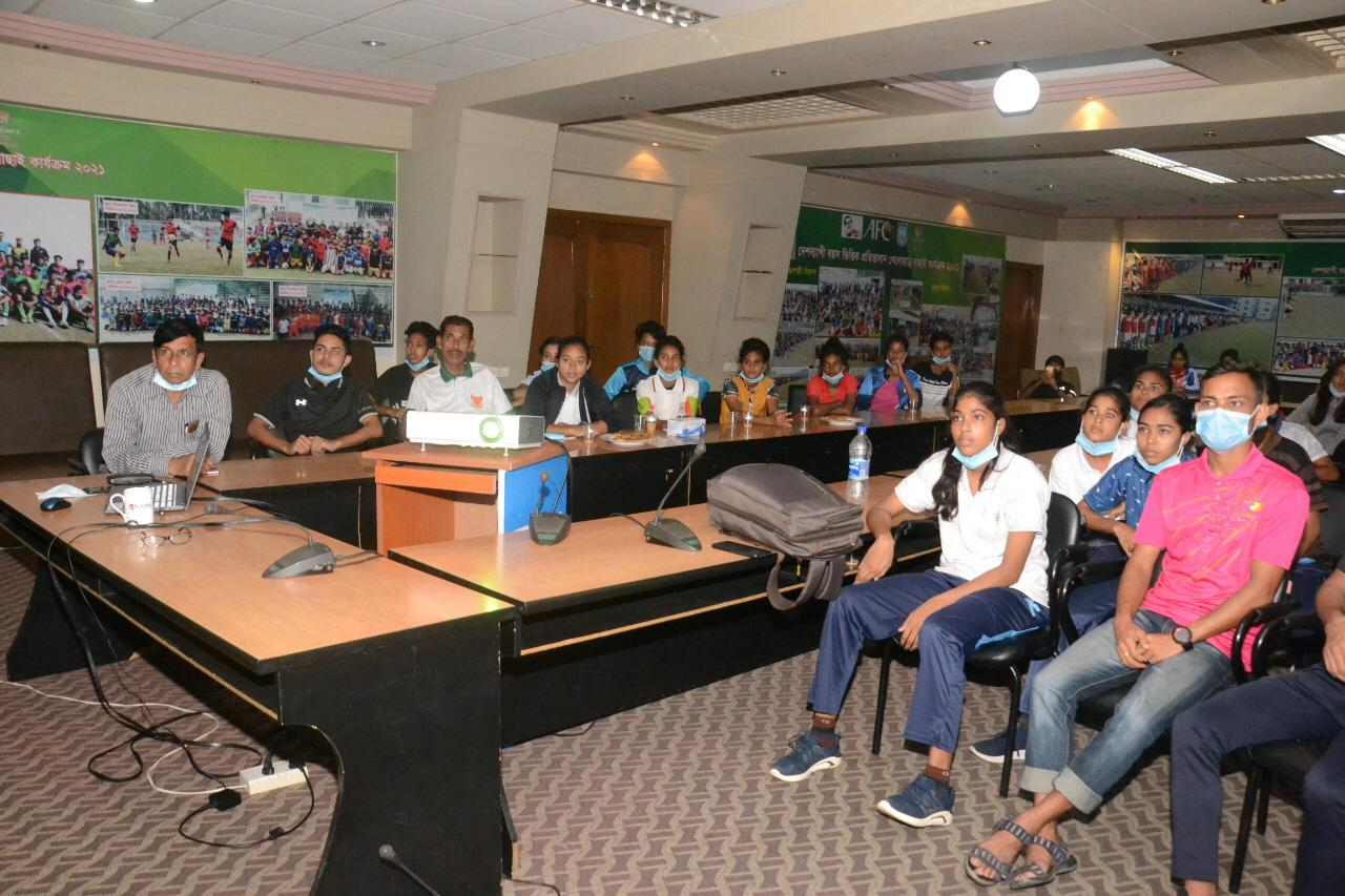 BFF arranges Laws of the Game 2020-21 seminar