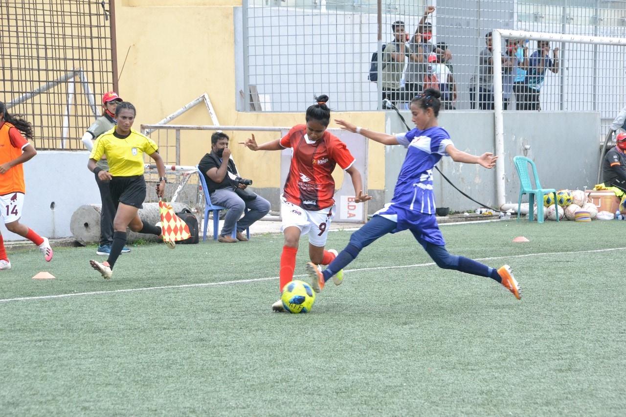 Bashundhara Kings dominated FC Brahmanbaria by 6 goals!