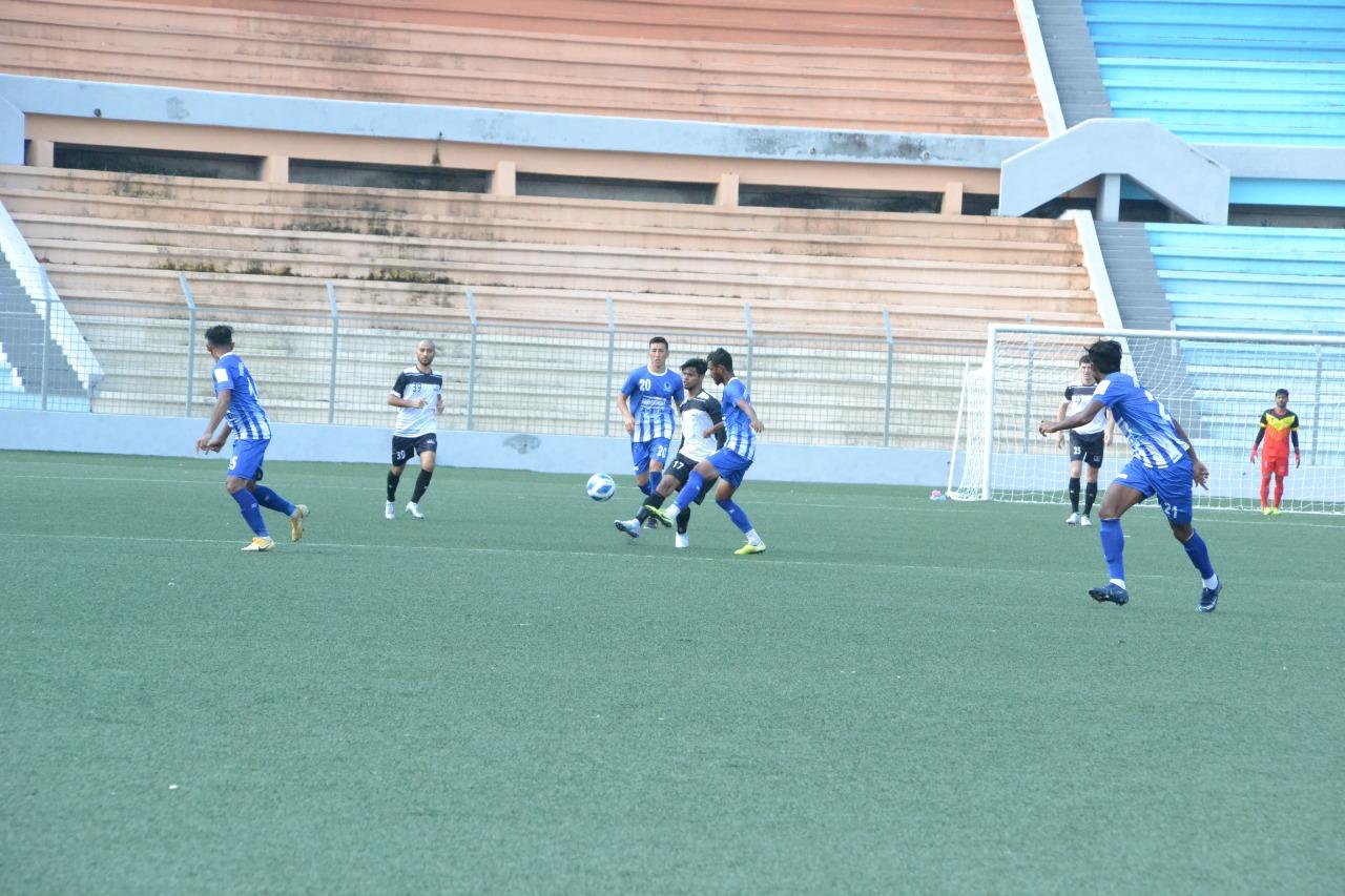 Sheikh Russell KC defeated Arambagh Krira Shangha by 3-0 goals